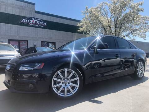 2010 Audi A4 for sale at All-Star Auto Brokers in Layton UT