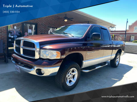 2004 Dodge Ram Pickup 1500 for sale at Triple J Automotive in Erwin TN