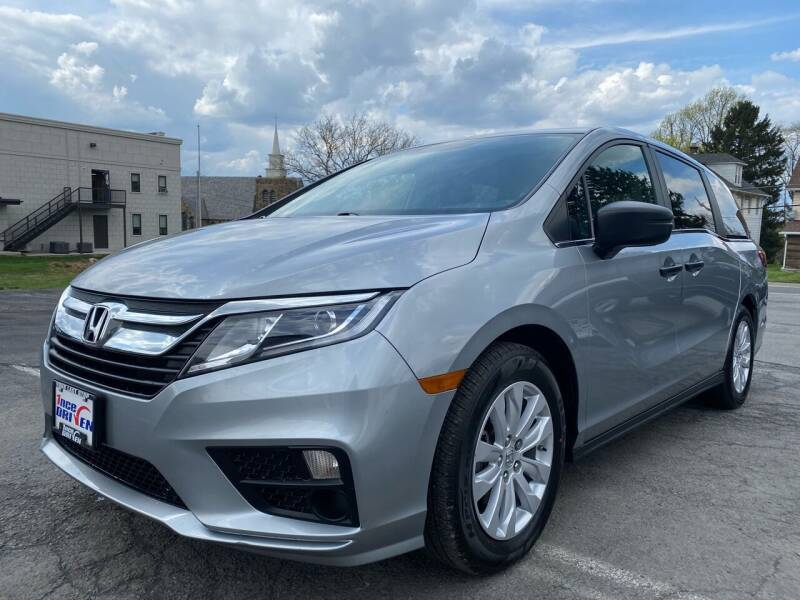 2019 Honda Odyssey for sale at 1NCE DRIVEN in Easton PA