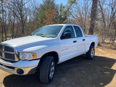 2005 Dodge Ram Pickup 1500 for sale at Expressway Auto Auction in Howard City MI
