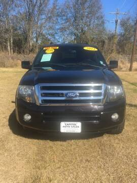 2013 Ford Expedition for sale at CAPITOL AUTO SALES LLC in Baton Rouge LA