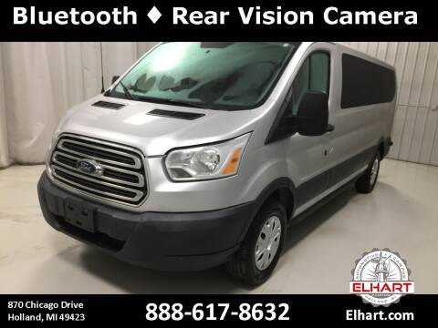 2016 Ford Transit Passenger for sale at Elhart Automotive Campus in Holland MI