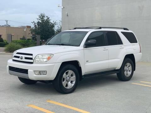 2004 Toyota 4Runner for sale at C W Motors in Bradenton FL