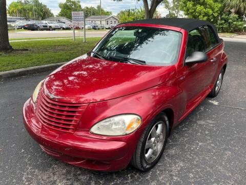 2005 Chrysler PT Cruiser for sale at Florida Prestige Collection in Saint Petersburg FL
