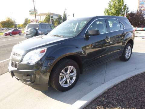 2014 Chevrolet Equinox for sale at Ideal Cars and Trucks in Reno NV