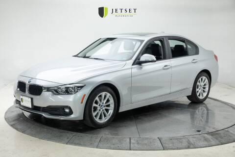 2018 BMW 3 Series for sale at Jetset Automotive in Cedar Rapids IA