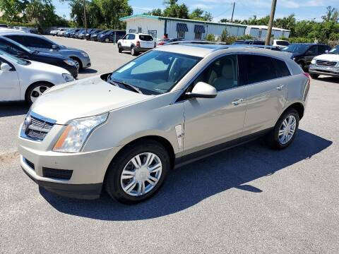 2011 Cadillac SRX for sale at Jamrock Auto Sales of Panama City in Panama City FL