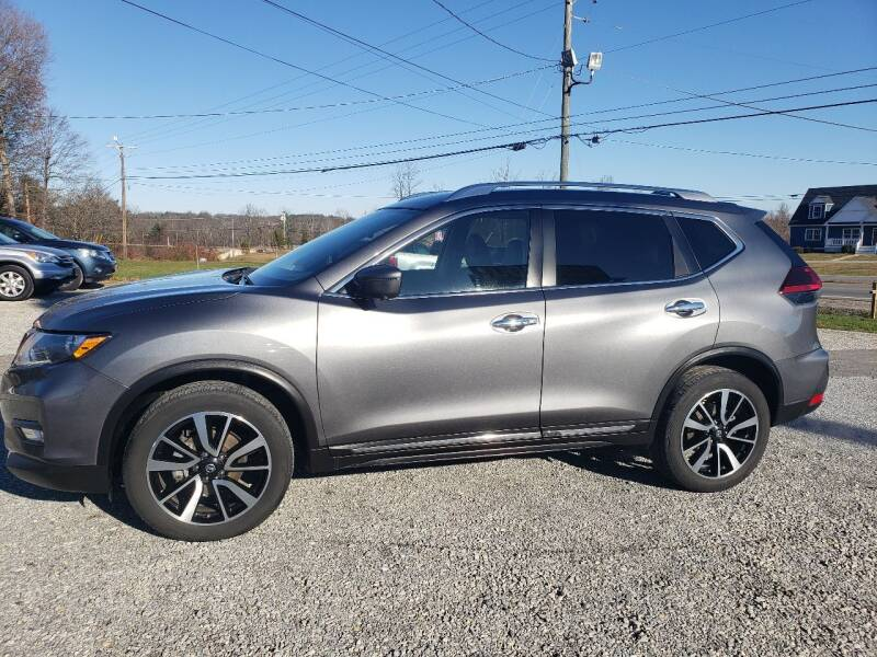 2019 Nissan Rogue for sale at 220 Auto Sales in Rocky Mount VA