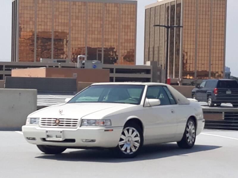 2001 Cadillac Eldorado for sale at Pammi Motors in Glendale CO
