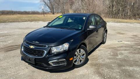 2016 Chevrolet Cruze Limited for sale at ROUTE 6 AUTOMAX in Markham IL