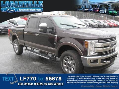 2018 Ford F-250 Super Duty for sale at Loganville Quick Lane and Tire Center in Loganville GA