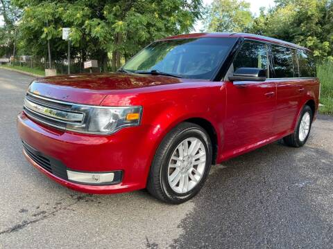 2013 Ford Flex for sale at Crazy Cars Auto Sale in Jersey City NJ
