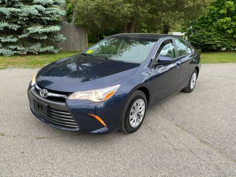 2017 Toyota Camry for sale at Boston Auto Cars in Dedham MA