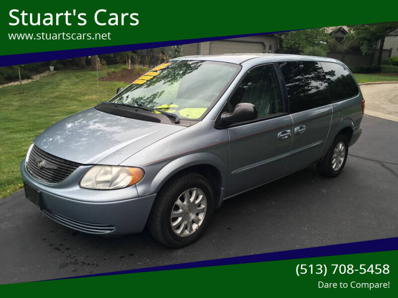 2003 Chrysler Town and Country for sale at Stuart's Cars in Cincinnati OH