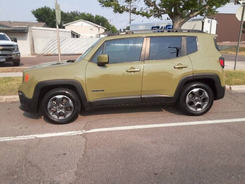 2015 Jeep Renegade for sale in Great Falls, MT