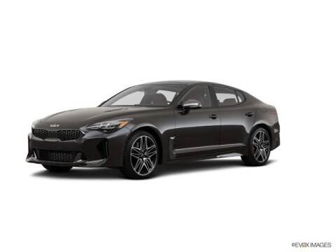 2022 Kia Stinger for sale at FREDY KIA USED CARS in Houston TX