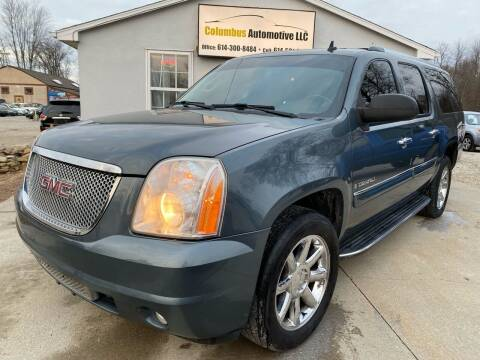 2008 GMC Yukon XL for sale at COLUMBUS AUTOMOTIVE in Reynoldsburg OH