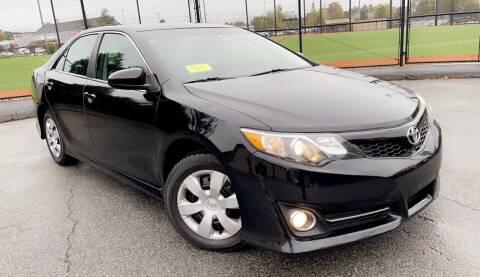 2014 Toyota Camry for sale at Maxima Auto Sales in Malden MA