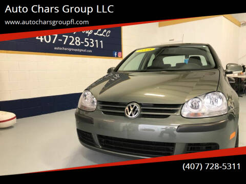 2008 Volkswagen Rabbit for sale at Auto Chars Group LLC in Orlando FL