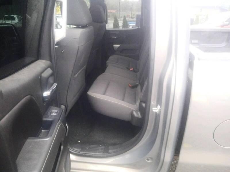 2017 Chevrolet Silverado 1500 4x4 LT 4dr Double Cab 6.5 ft. SB - Mt.Pleasant PA