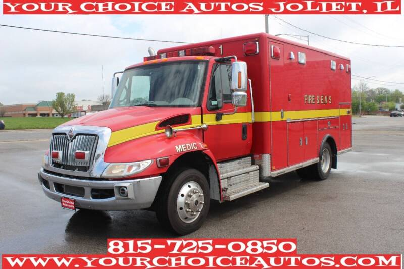 2008 International DuraStar 4300 for sale in Joliet, IL