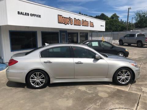 2012 Hyundai Genesis for sale at Moye's Auto Sales Inc. in Leesburg FL