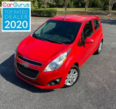 2014 Chevrolet Spark for sale at Brothers Auto Sales of Conway in Conway SC