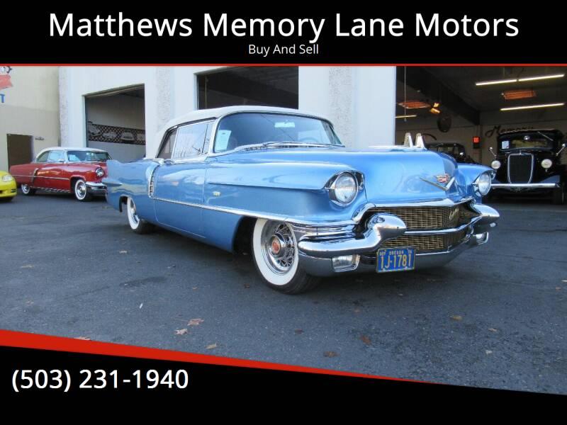 1956 Cadillac Eldorado Biarritz for sale in Portland, OR