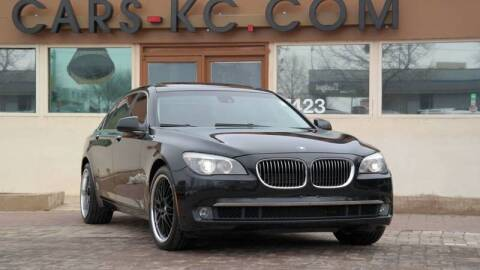 2010 BMW 7 Series for sale at Cars-KC LLC in Overland Park KS