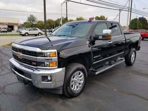2016 Chevrolet Silverado 2500HD for sale at Larry Schaaf Auto Sales in Saint Marys OH