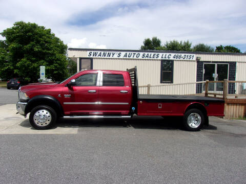 2012 RAM Ram Chassis 5500 for sale at Swanny's Auto Sales in Newton NC
