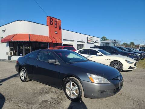 2004 Honda Accord for sale at Best Buy Wheels in Virginia Beach VA