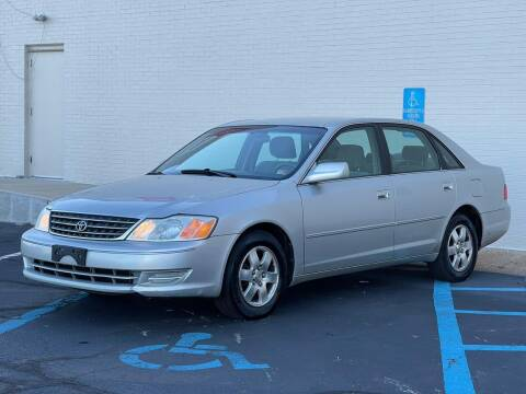 2003 Toyota Avalon for sale at Carland Auto Sales INC. in Portsmouth VA