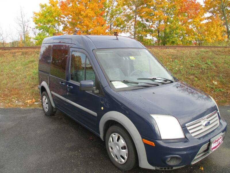 2011 Ford Transit Connect for sale at Percy Bailey Auto Sales Inc in Gardiner ME