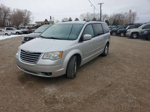 2010 Chrysler Town and Country for sale at Canyon View Auto Sales in Cedar City UT