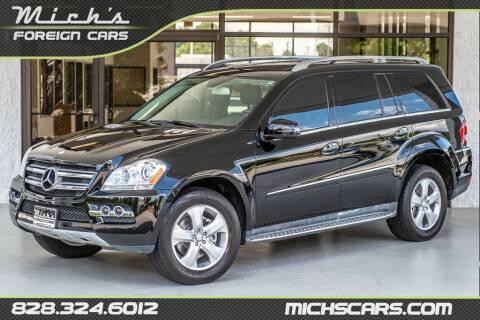 2011 Mercedes-Benz GL-Class for sale at Mich's Foreign Cars in Hickory NC