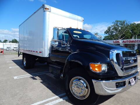 2013 Ford F-750 Super Duty for sale at Vail Automotive in Norfolk VA