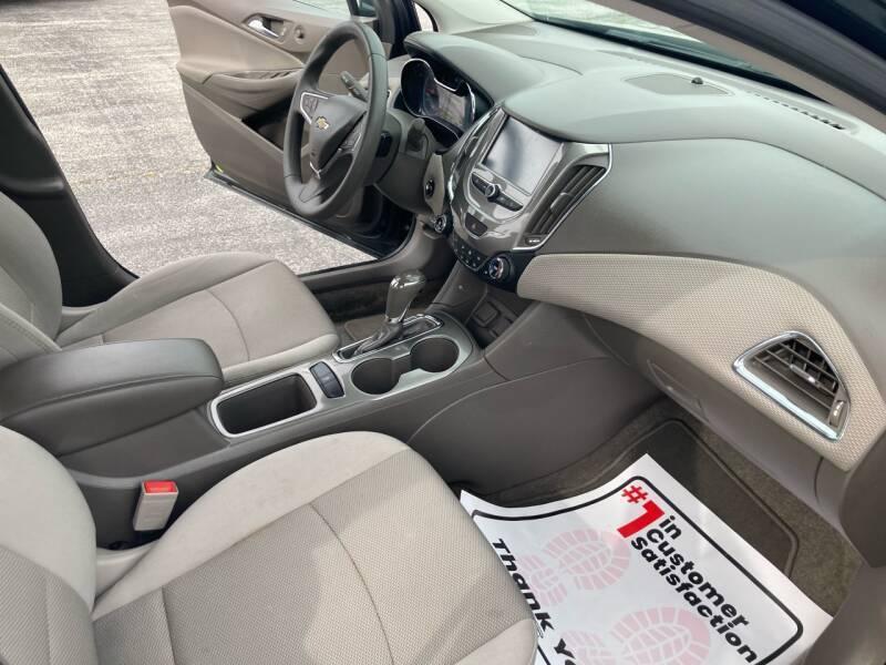 2017 Chevrolet Cruze LT Auto 4dr Sedan - Merrillville IN