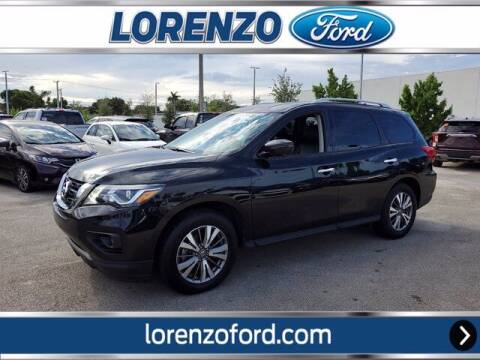 2020 Nissan Pathfinder for sale at Lorenzo Ford in Homestead FL