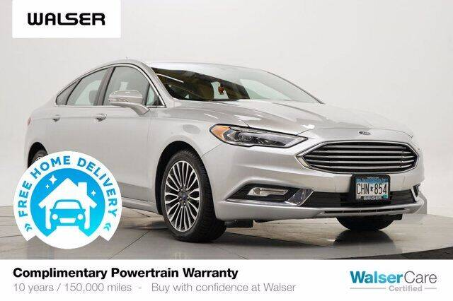 2018 Ford Fusion for sale in Bloomington, MN