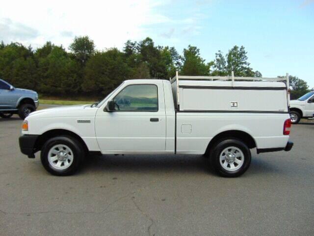 2008 Ford Ranger for sale at E & M AUTO SALES in Locust Grove VA