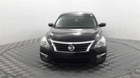 2014 Nissan Altima for sale at Cj king of car loans/JJ's Best Auto Sales in Troy MI