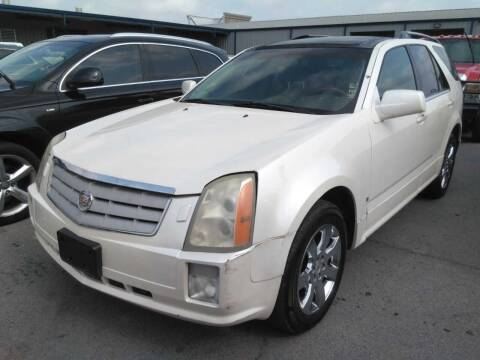 2006 Cadillac SRX for sale at TEXAS MOTOR CARS in Houston TX