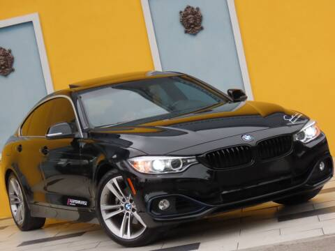 2016 BMW 4 Series for sale at Paradise Motor Sports LLC in Lexington KY
