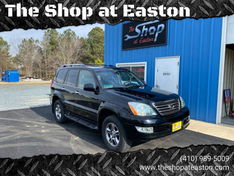 2009 Lexus GX 470 for sale at The Shop at Easton in Easton MD