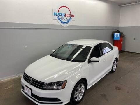 2017 Volkswagen Jetta for sale at WCG Enterprises in Holliston MA