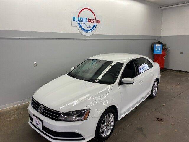 2017 Volkswagen Jetta for sale at WCG Enterprises in Holliston MA