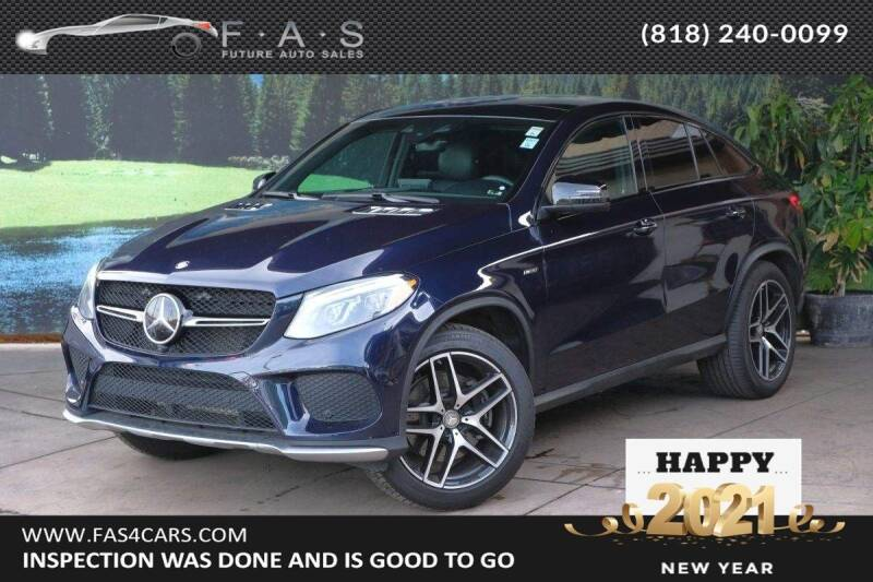2016 Mercedes-Benz GLE for sale at Best Car Buy in Glendale CA