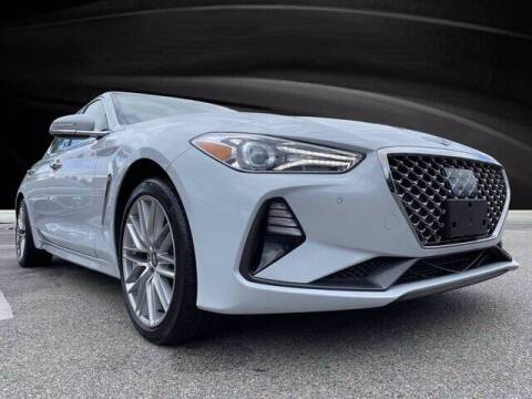 2020 Genesis G70 for sale at Colonial Hyundai in Downingtown PA