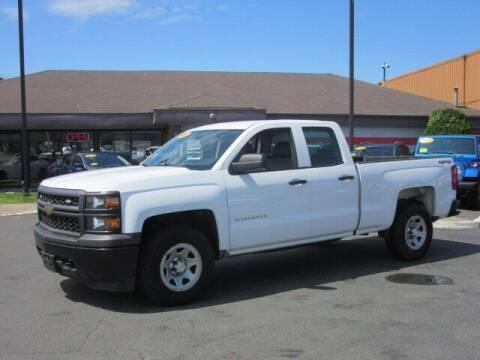 2015 Chevrolet Silverado 1500 for sale at Lynnway Auto Sales Inc in Lynn MA
